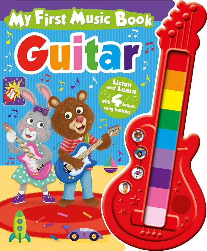 My First Music Book | Guitar