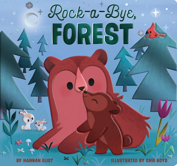 Rock-a-Bye, Forest book