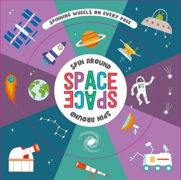 Spin Around Space book
