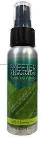 Skeeter Skidaddler Bug Repellent - Light and Lemony