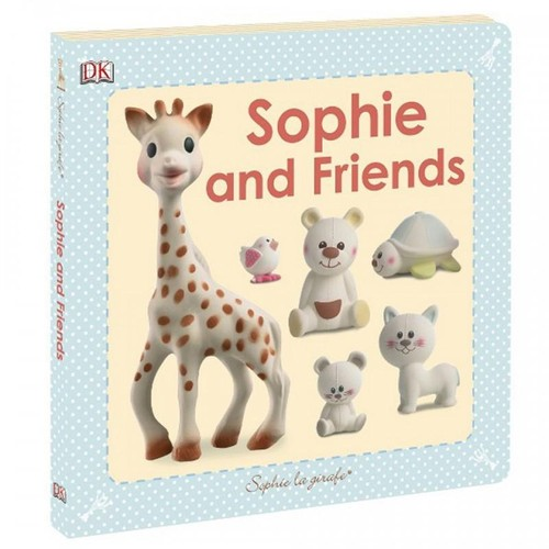 Sophie & Friends Board Book