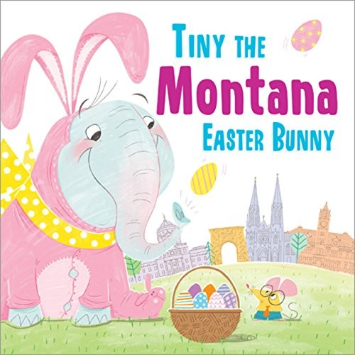 Tiny the Montana Easter Bunny