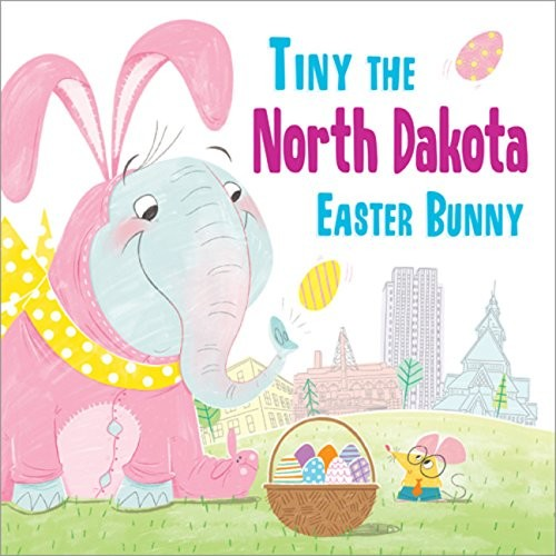 Tiny the North Dakota Easter Bunny