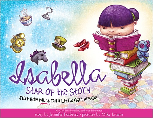 Isabella: Star of the Story book