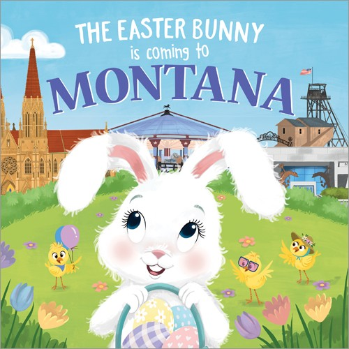 The Easter Bunny is Coming to Montana
