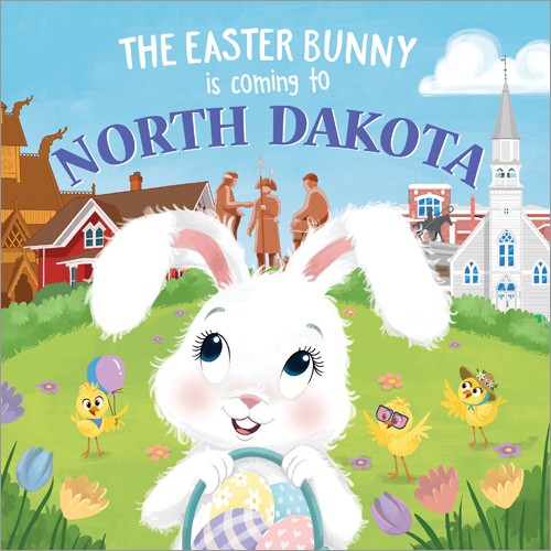 The Easter Bunny is Coming to North Dakota