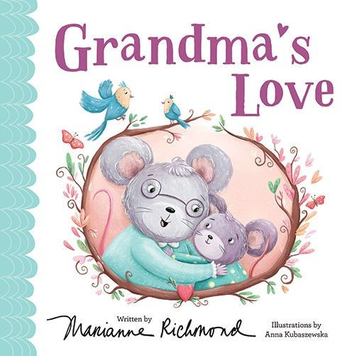 Grandma's Love board book