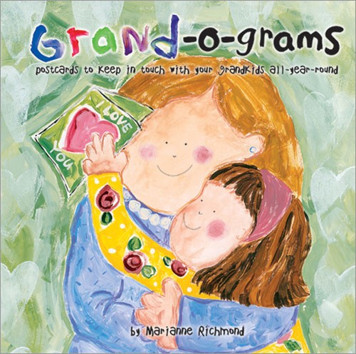 Grand-o-grams postcard book