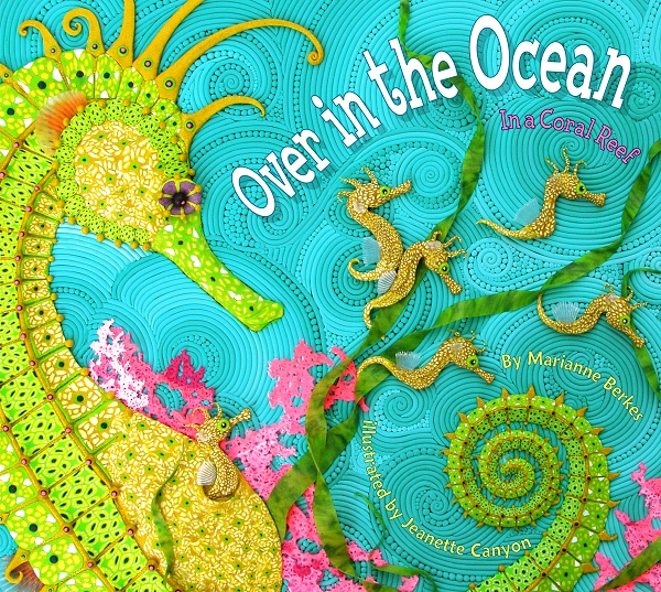 Over in the Ocean in a Coral Reef book