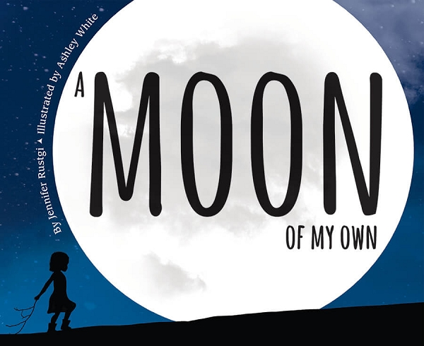 A Moon of My Own book