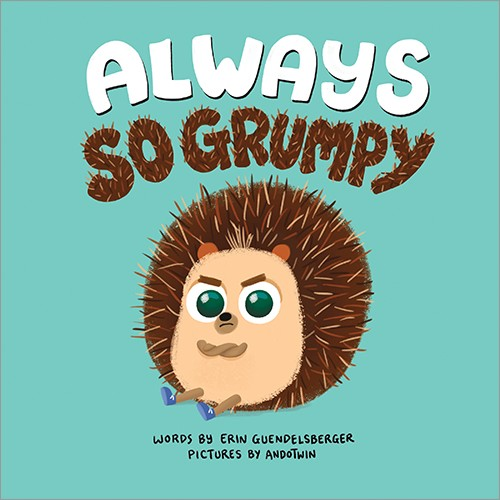 Always So Grumpy book