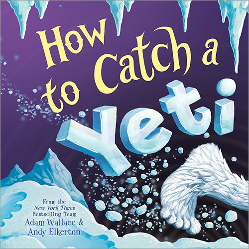 How to Catch a Yeti book