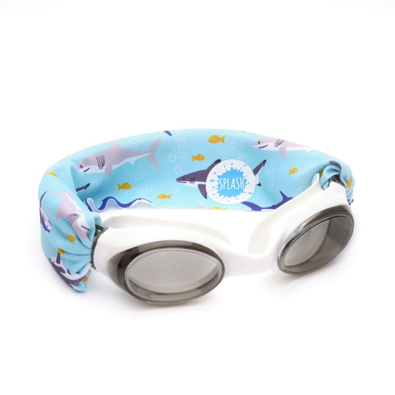 Splash Swim Goggles | Shark Attack