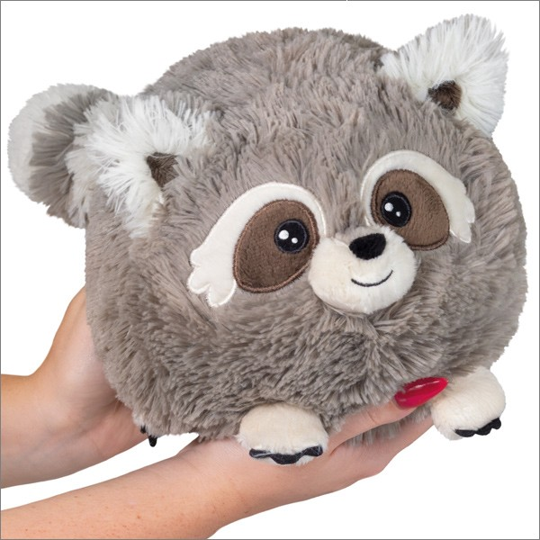 Squishable: Mini Baby Raccoon