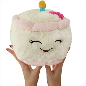 Squishable: Mini Birthday Cake