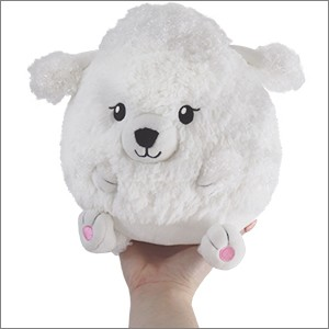 Squishable: Mini Poodle