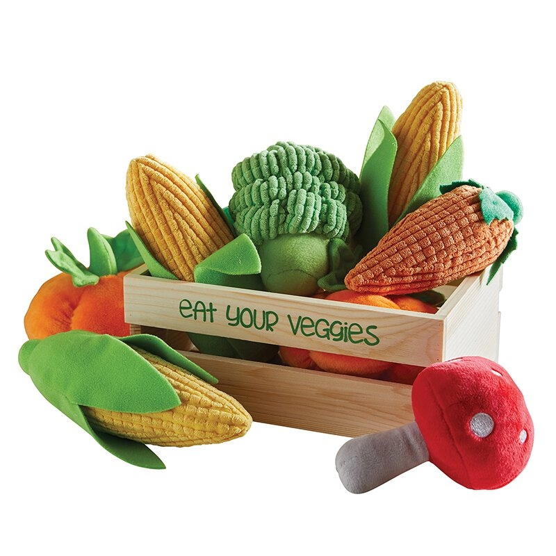 Vegetable Rattle