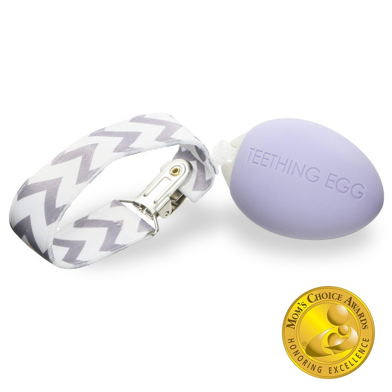 Teething Egg | Lavender