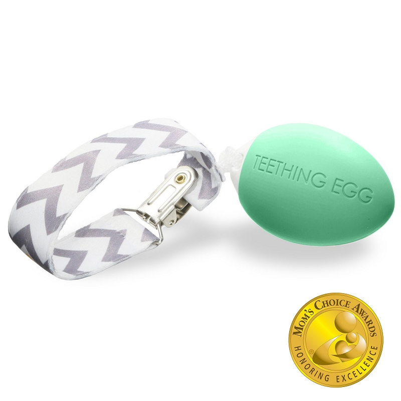 Teething Egg | Mint