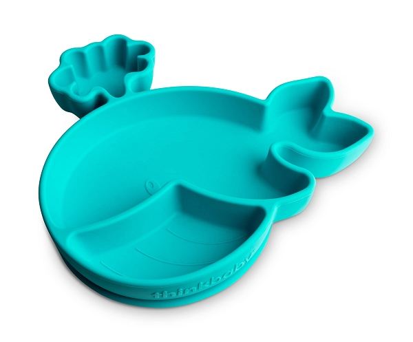 Thinkbaby Suction Plate | Whale