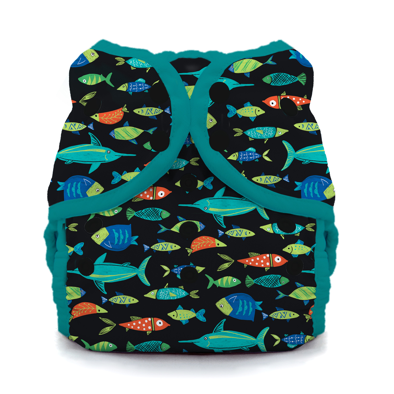 Thirsties Swim Diaper | Fish Tales