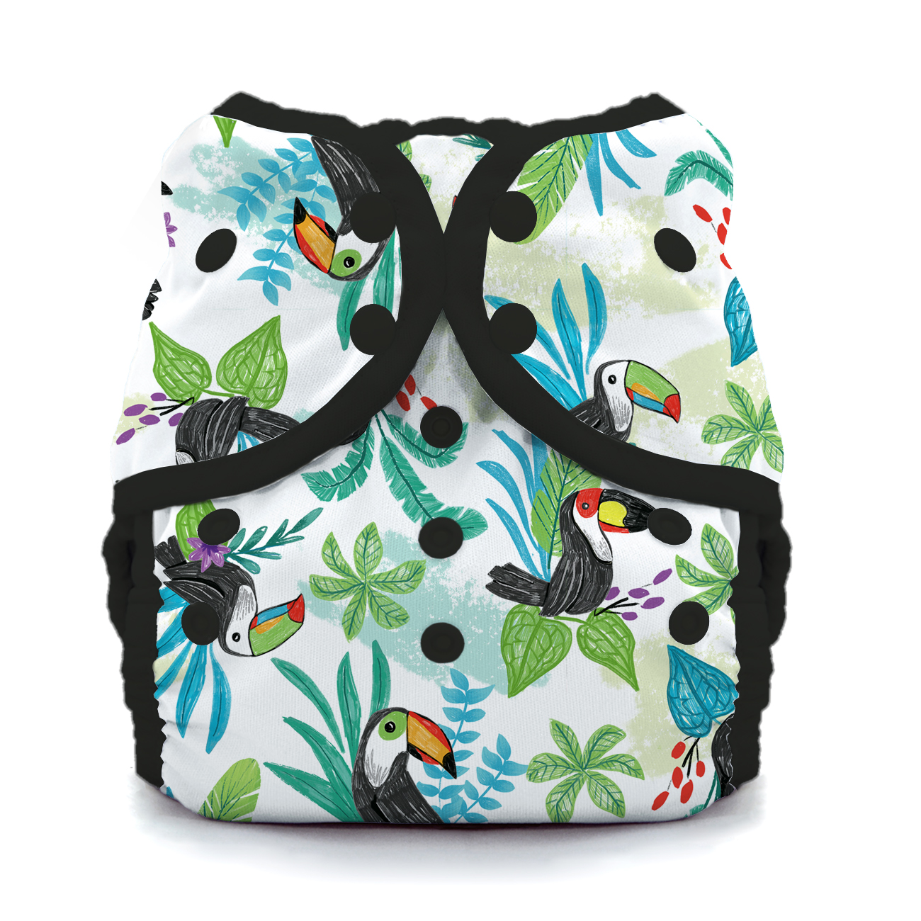 Thirsties Swim Diaper | Toucan