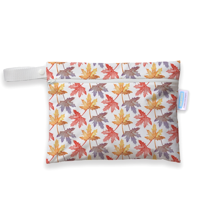 Mini Wet Bag | Autumn Blaze