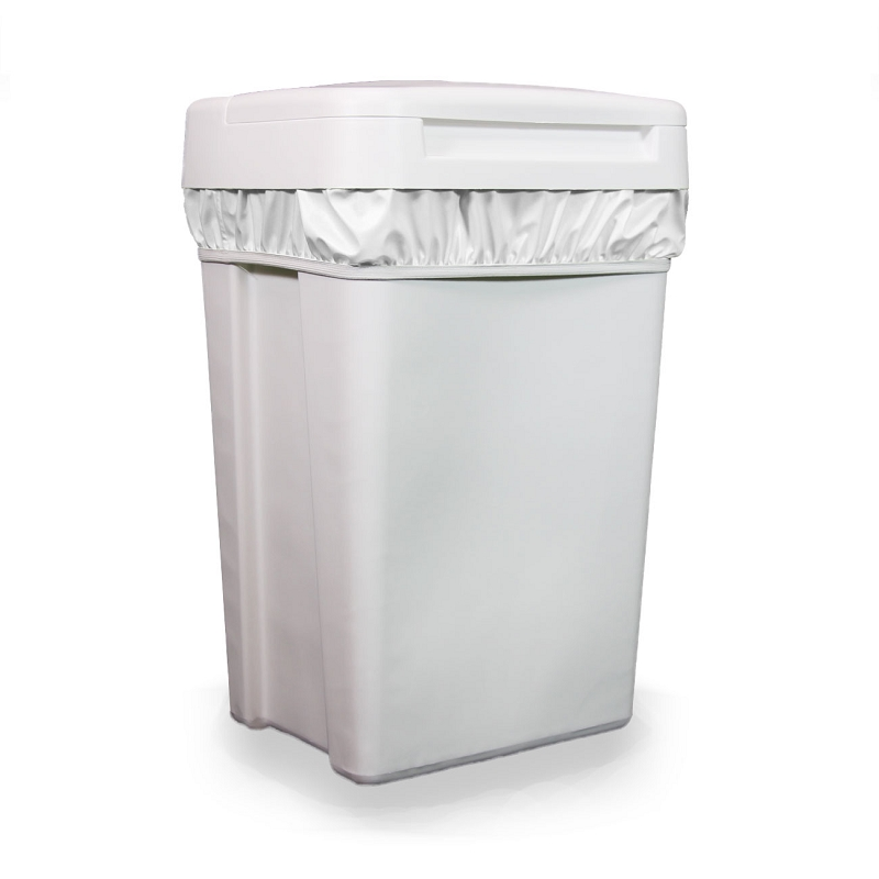 Thirsties Diaper Pail Liner | White
