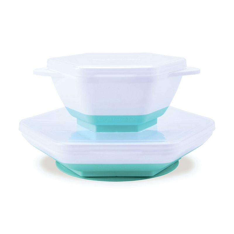 Grow with Me 5 pc Dish Set | Mint