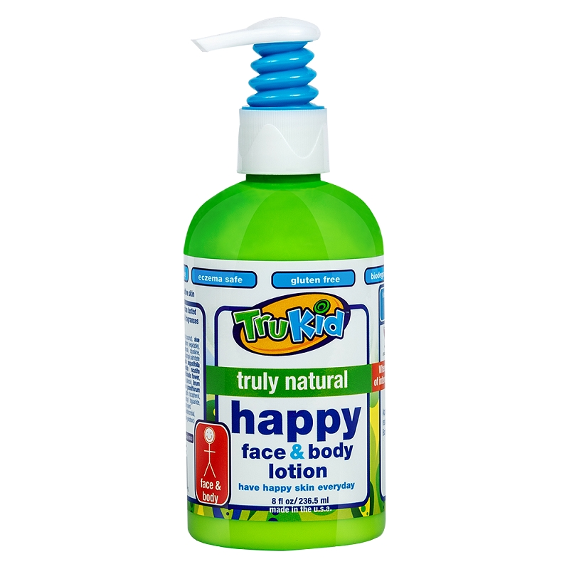 Happy Face & Body Lotion