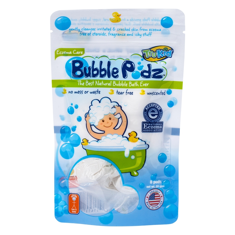 Bubble Podz 8 ct | Eczema formula