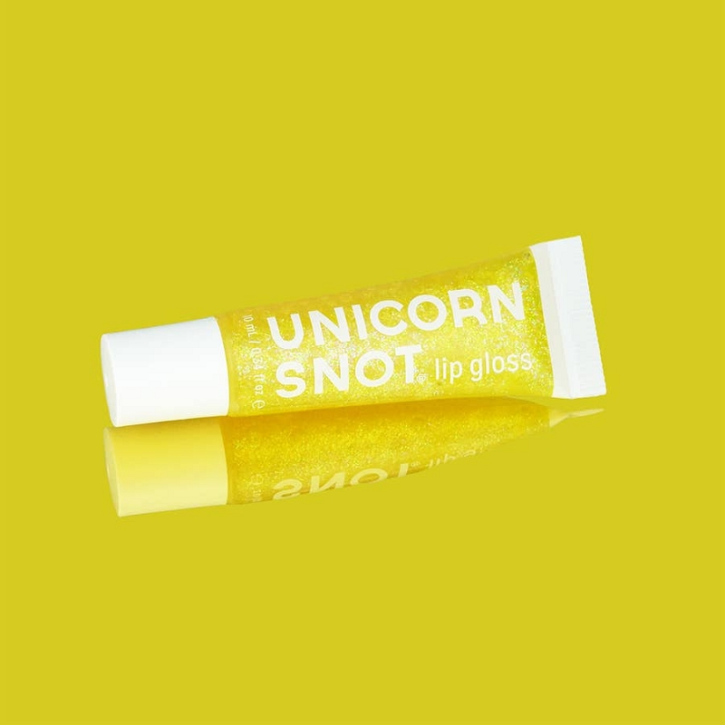 Unicorn Snot Lip Gloss | Gold