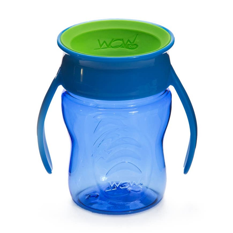 WOW Cup Baby 7 oz | Blue