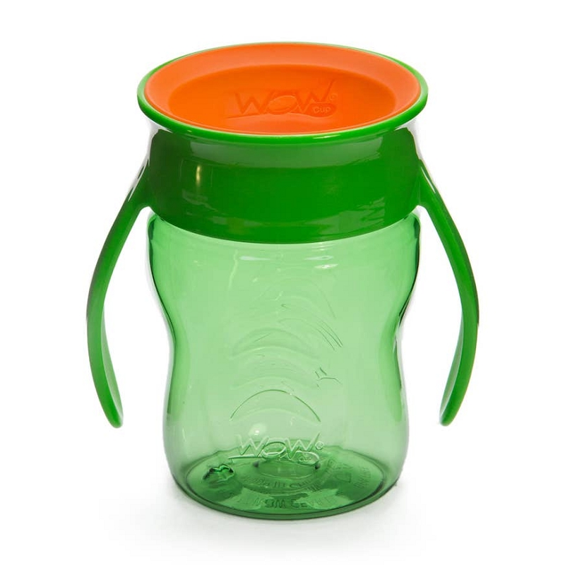 WOW Cup Baby 7 oz | Green