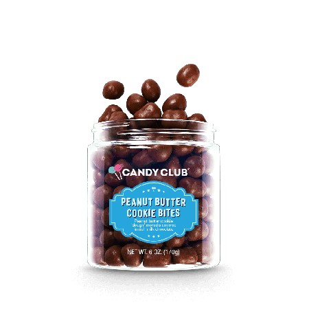 Candy Club Peanut Butter Cookie Bites | 6 oz
