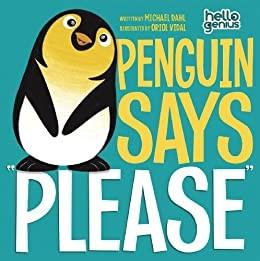 Penguin Says Please board book