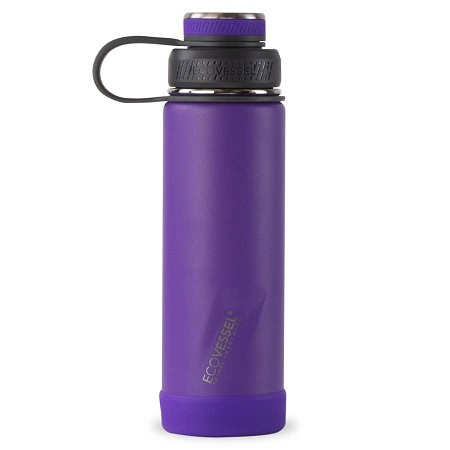 Boulder 20 oz Insulated Water Bottle | Purple Haze