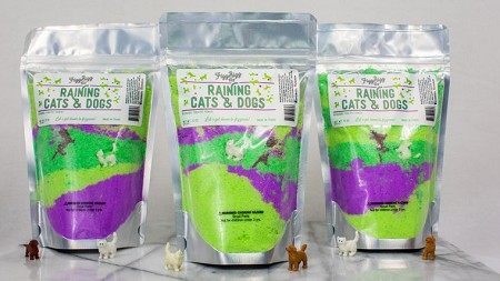 Kids Bath Salts | Raining Cats & Dogs