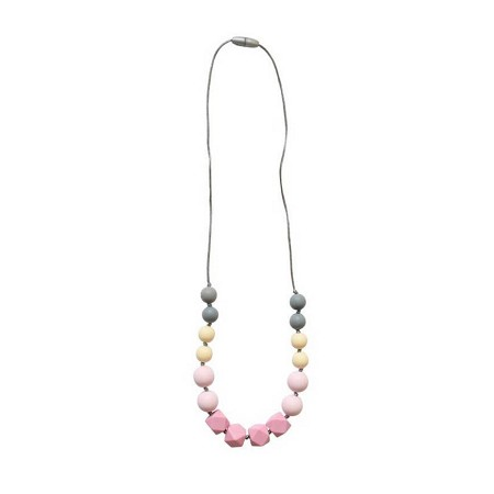 Silicone Teething Necklace | Primrose