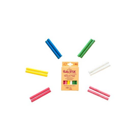 Jaq Jaq Butterstix 12pk | Color