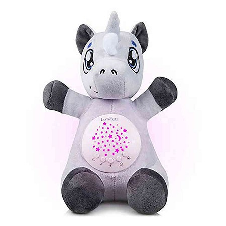 LumiPets Plush Sound Soother | Unicorn