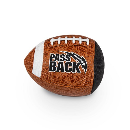 Peewee Size Passback Football | Ages 4-8