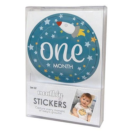 Monthly Photo Stickers | Boy